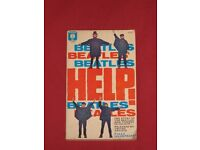 Book of Beatles film Help! 1965