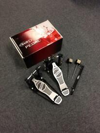 Mapex double pedal as new