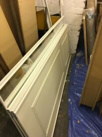 Fitted sliding wardrobe doors