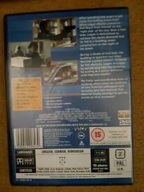 Blue streak dvd