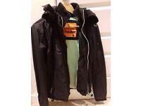 Superdry ladies jacket and hoodie