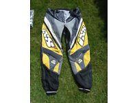 Motocross trousers pants mx gear