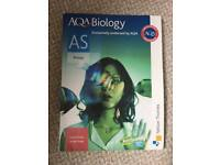AS AQA Biology and Chemistry