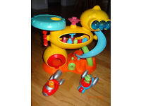 ELC HAPPYLAND Martian Moon House SPACE STATION Early Learning Centre