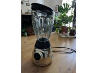 Bush HB005 gourmet glass jar blender