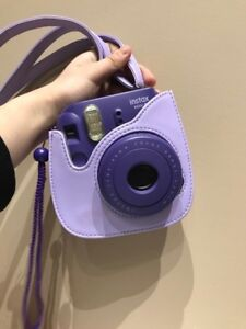 Purple Instax Mini 8