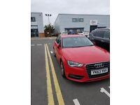 Audi A3 2Ltr Diesel Turbo- full service history MOT and Serviced Until Late October
