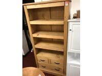 3 drawer bookcase