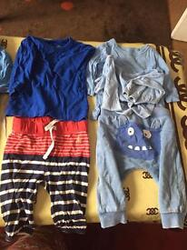 Used baby clothes each 50p