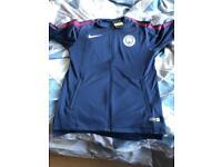 Manchester City track jacket