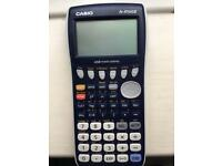 Casio graphics calculator (A level maths)