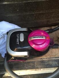 Hover spirit vacuum cleaner