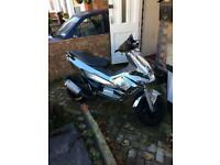 Gilera Runner 172 reg as a 125sp (Piaggio)