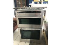 NEF Built in Double oven and gas Hob - Delivery Available