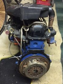 Ford 1.6 Pinto Engine