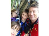 Experienced Live-in Au-Pair for a young family with 3 children in Oxfordshire - start in October