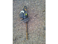 Spares or repair Ryobi Hedge Trimmer