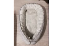 Baby cocoon cot bedding