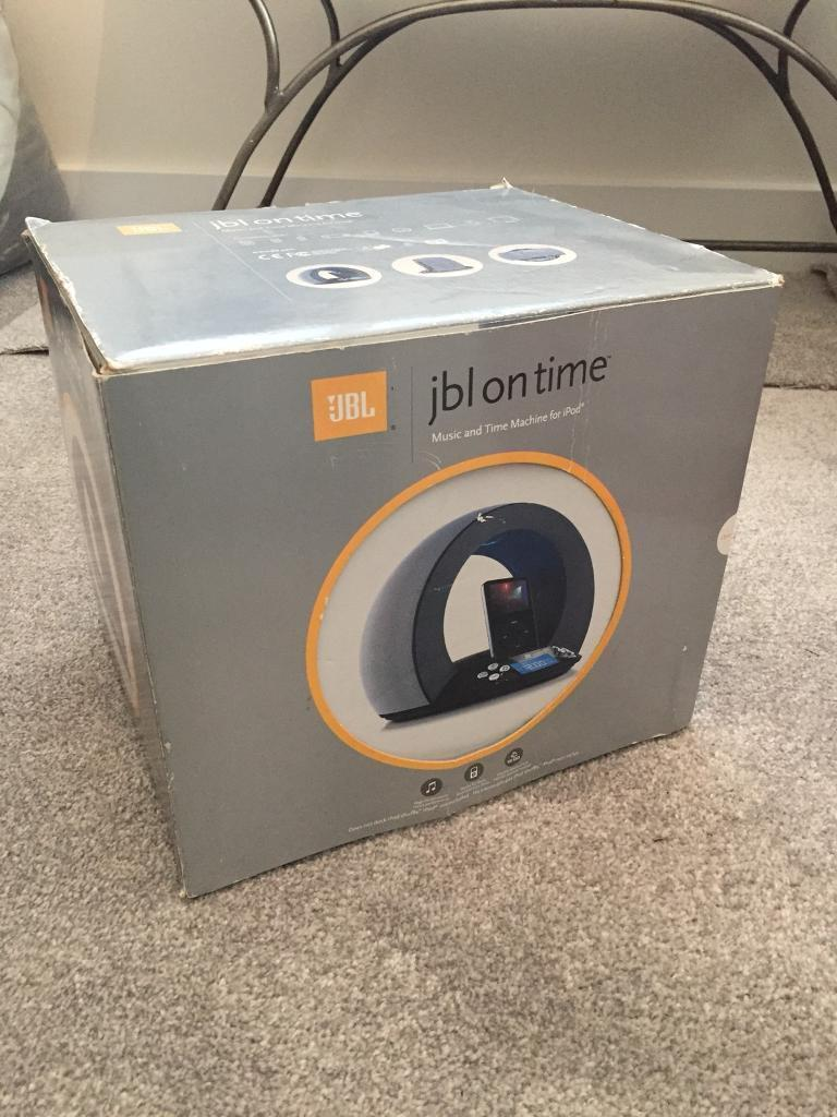 JBL IPod/IPhone Speaker