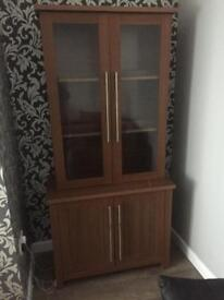 Oak cabinet for quick sale