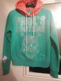 Genuine pauls boutique hoodie