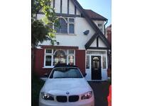 Large spacious double master bedroom room rent North Wembley near Harrow Willesden London