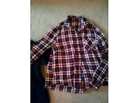 New Look size 10 shirt