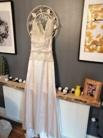 Wedding Dress suitable for sizes 8-12