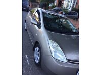 Toyota Prius automatic in good condition,hybrid car, only 100k Mileage + service history