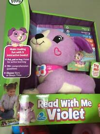 Read with me violet