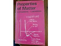 Properties Of Matter - Flowers & Mendoza - Physics Textbook