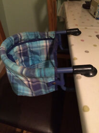 FREE Portable high chair