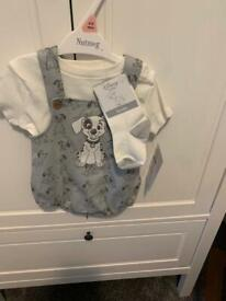 101 Dalmatian outfit 6-9 months