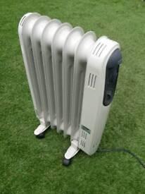 Electric radiator heater 1600w