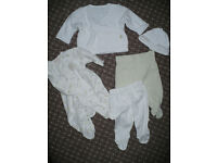 Bundle of 15 Tiny Baby Clothes Girl/Boy. Fit Baby Annabell and other big dolls.