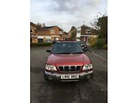 SUBARU FORRESTER AWD 4X4 ESTATE 2.0 PETROL NEW MOT REDUCED TO CLEAR CHEAP CAR FOR THE MONEY