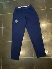 Chelsea climacontrol tracksuit bottoms size small