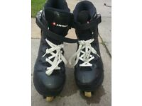 Airwalk skates in good used condition! Size 9 Can deliver or post