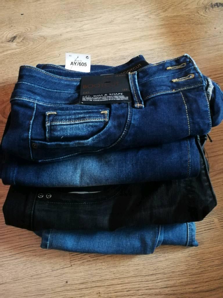 Brand new Next Women's jeans bundle size 18