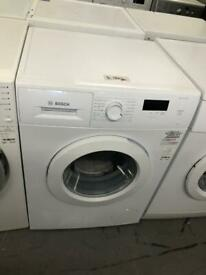 ♻️♻️ GRADED BOSCH 7KG WASHING MACHINE WITH GENUINE GUARANTEE @ PLANET APPLIANCE ♻️♻️