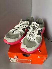 Nike Lunaracer + 2 Trainers, UK 4, Excellent Condition, In Original Box