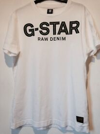 G star t shirt men's size large