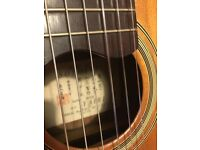 Yairi Soloist 1966 !! Beautiful Guitar Superb Tone OTHER GUITARS Available