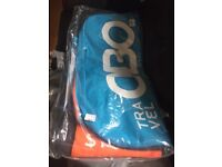 Brand new-sealed OBO goalkeepers hockey bag