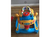 Mamas and papas 4 in 1 walker