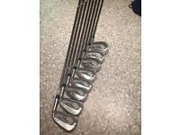 Ping S55 Irons Stiff Shaft