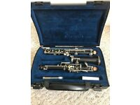 Oboe Wooden Buffet Crampon Evette Student with New reed and music stand
