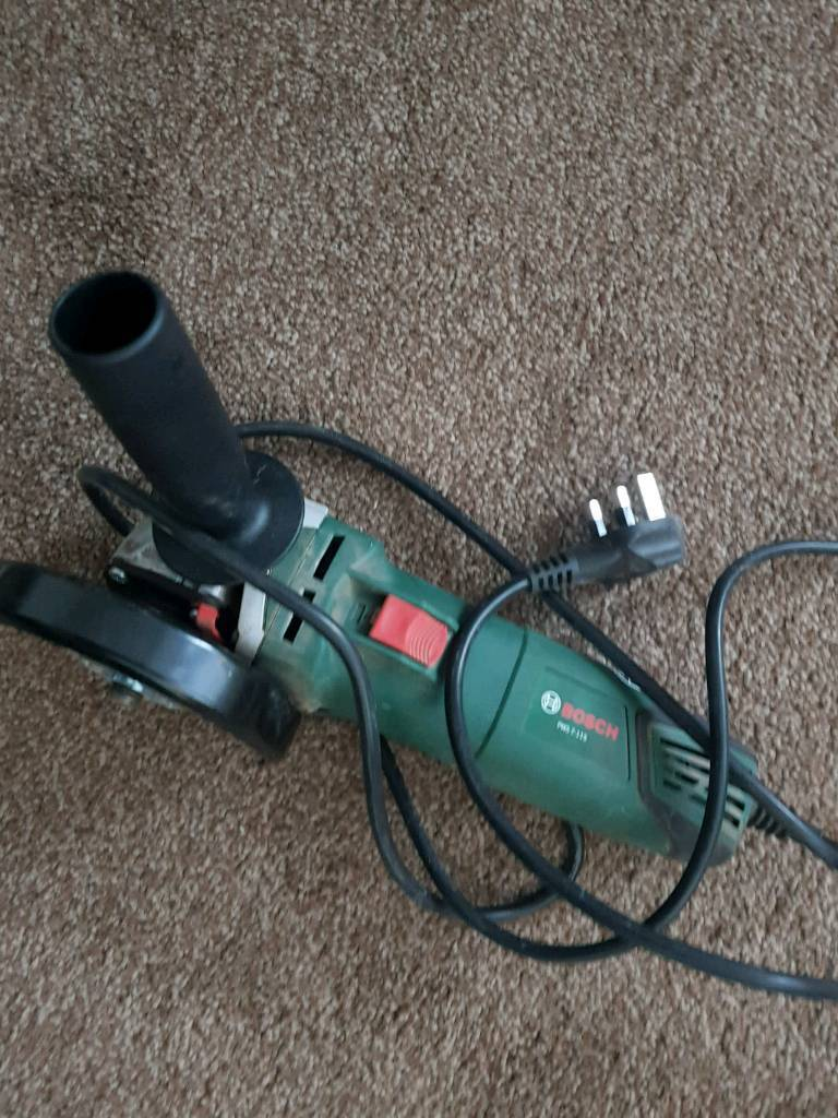 Goede Bosch Flex angle cutter with diamond blade | in Liverpool SD-32