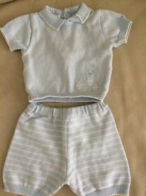 Baby Boys PEX suit