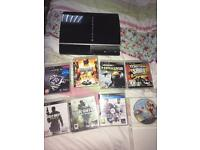 PS3 & games (no controller)